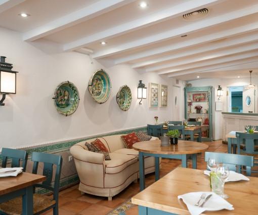 Manolo le n restaurante sevilla comer en sevilla - Casa manolo leon sevilla ...