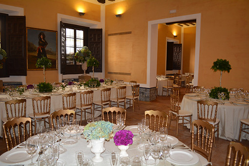 salon catering sevilla