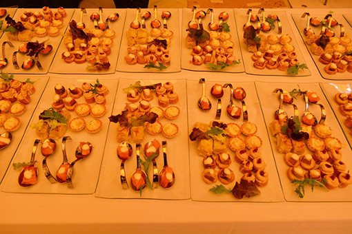 canapes catering sevilla