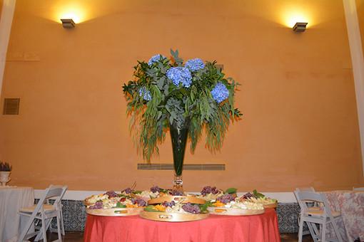 decoracion buffet catering sevilla