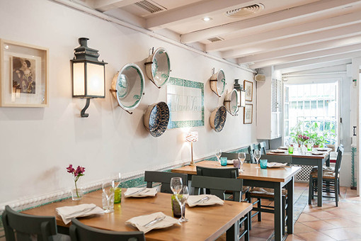 salon juan pablos restaurantes sevilla