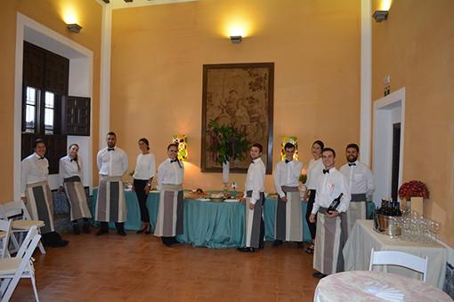 servicio manolo leon catering sevilla