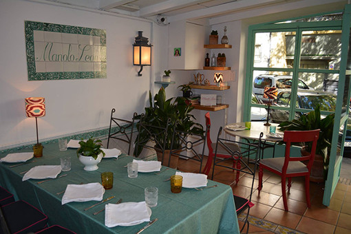 porche restaurantes sevilla