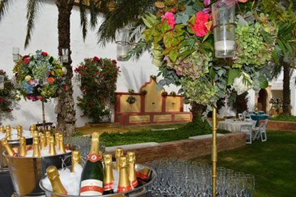 decoracion catering sevilla