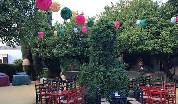 flamenco chic catering sevilla