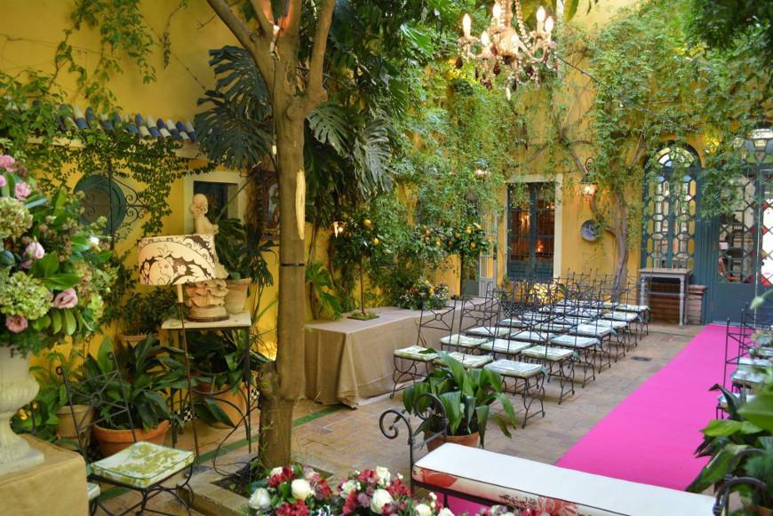 Celebrar boda en sevilla en octubre manolo le n - Casa manolo leon sevilla ...