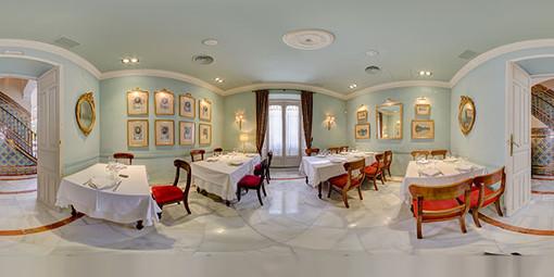 salon guadalquivir restaurante sevilla