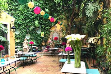 guadalquivir feria restaurante sevilla