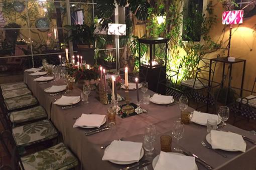 mesa boda catering sevilla