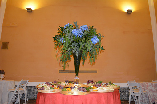 decoracion buffet catering sevilla