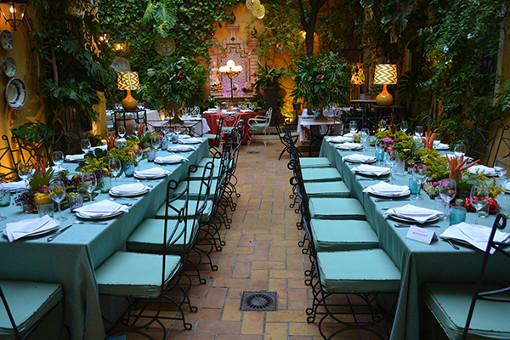 guadalquivir boda catering sevilla