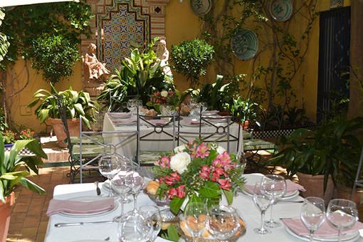 patio catering sevilla