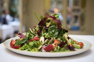 ensaladas restaurantes sevilla