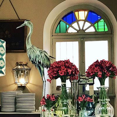 flores restaurantes sevilla