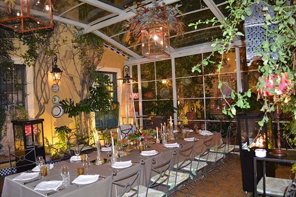 invernadero boda restaurantes sevilla
