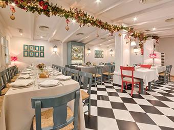 navidad juan pablos restaurantes sevilla