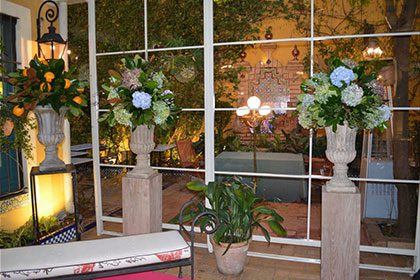 flores guadalquivir donde comer sevilla
