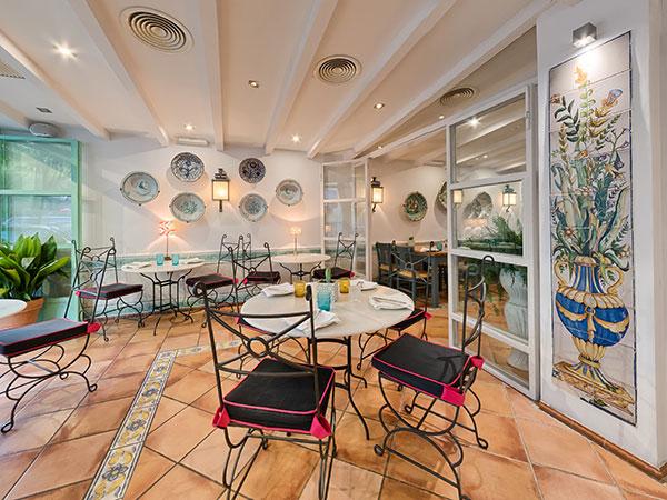 porche juan pablos restaurantes sevilla