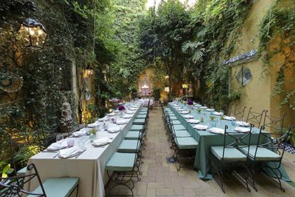 eventos guadalquivir restaurantes sevilla