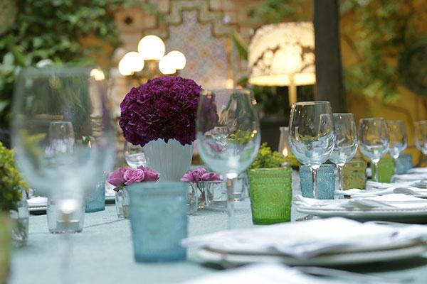 floristeria restaurantes sevilla