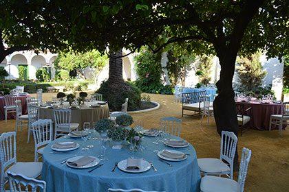 jardin bucarelli catering sevilla