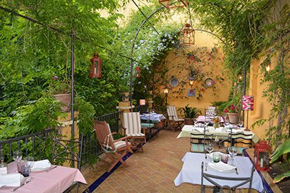 terraza guadalquivir restaurantes sevilla