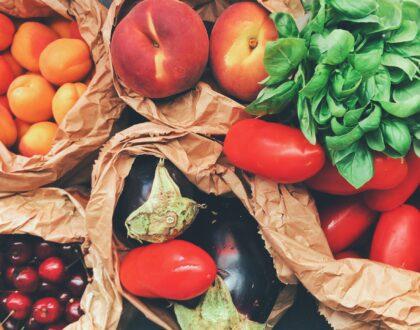 Los mejores alimentos para cuidarte en primavera